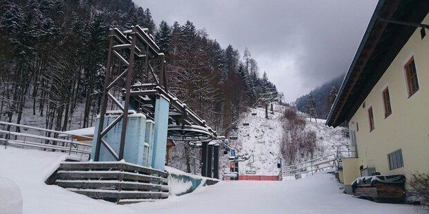 Entscheidungstag um Skigebiet