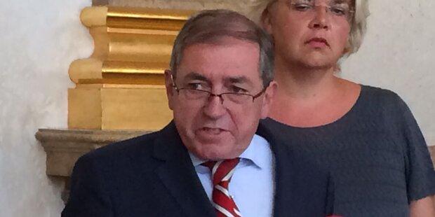 Salzburgs Bürgermeister Heinz Schaden tritt zurück