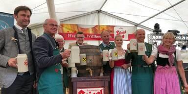 Bauernherbsteröffnung 2018 in Abtenau