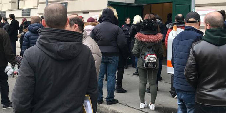 Angeklagter geflohen: Straflandesgericht Wien abgeriegtelt