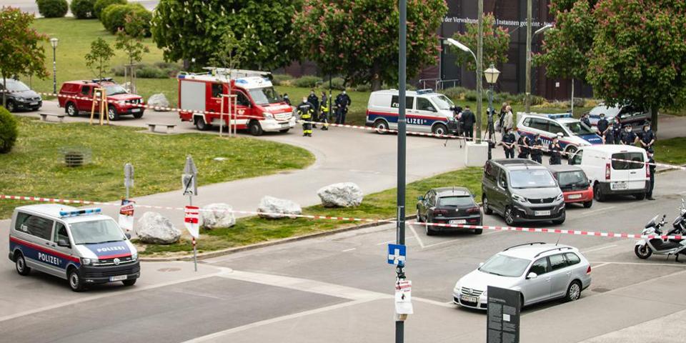 Bombendrohung Hofburg