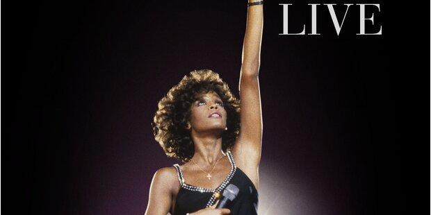 Erstes Live Album der Soul-Diva posthum im November.