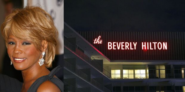 Whitney Houston in Badewanne ertrunken