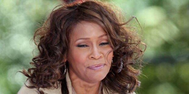 Whitney Houston - Nach Spital wieder fit