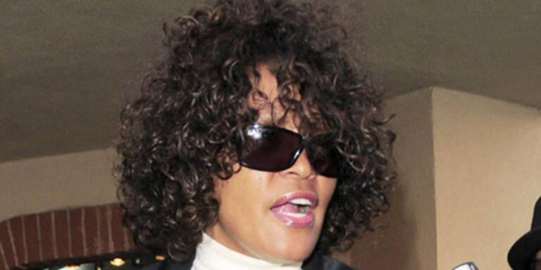 Whitney Houston: Kokain-Rückfall!