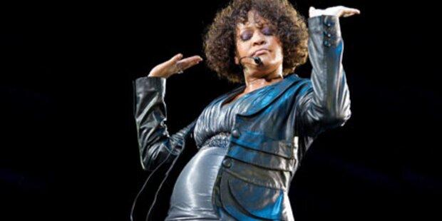 Whitney Houston wiegt jetzt 80 Kilo
