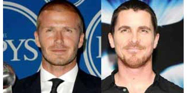 Beckham & Bale - Wer ist hier wer?