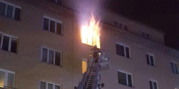 Tödliche Flammen in Wien: Frau verbrannt