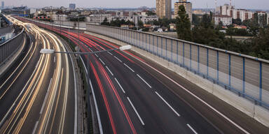 Autobahn A23 - ADV - BMVIT-Channel - Wien