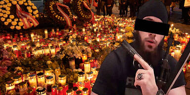 Wien-Terror: Erster Komplize des Attentäters Kujtim F. vor dem Richter | Prozess gegen möglichen Mitwisser