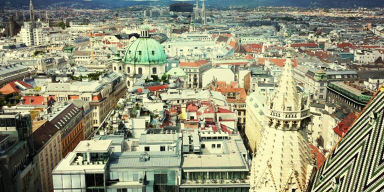 Wien erneut lebenswerteste Stadt der Welt
