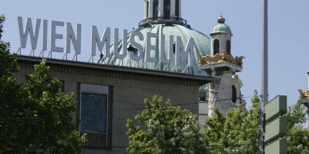 Wasserschaden im Wien-Museum