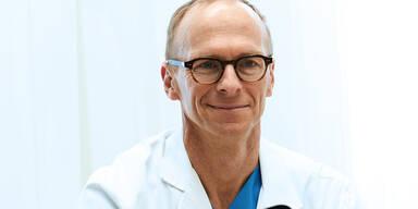 Wiener Arzt Christoph Wenisch: ''Ich bekomme Österreichs erste Corona-Impfung''