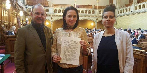 Wien: Historischer Beschluss gegen Organraub in China