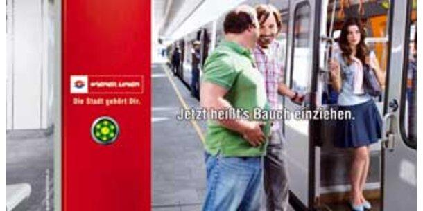 Flirten in der Wiener U-Bahn