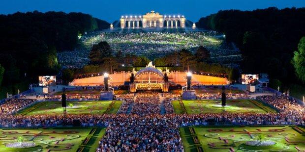 Sommernachtskonzert mit Verdi & Wagner