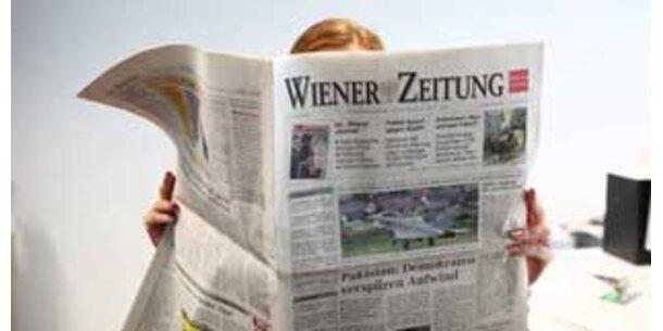 """Sileitsch Wirtschafts-Chef der """"Wiener Zeitung"""""""