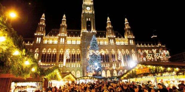 Bomben-Alarm am Wiener Rathausplatz