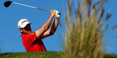 Golf: Wiesberger hält Topstars in Schach