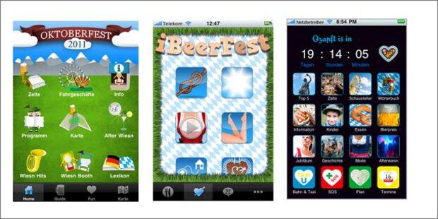 Die besten Oktoberfest-Apps fürs iPhone