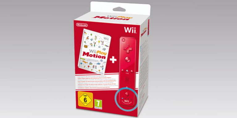 "Nintendo bringt ""Wii Play: Motion"""