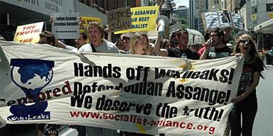 WikiLeaks Demo