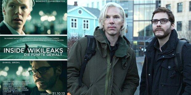 Wikileaks-Film ist Megaflop des Jahres