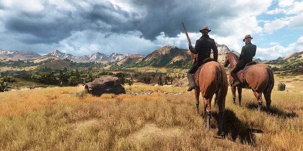 Western-MMO wirbelt gehörig Staub auf