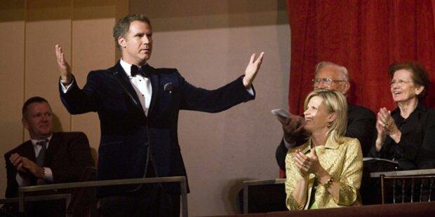 Will Ferrell ist Mark-Twain Preisträger