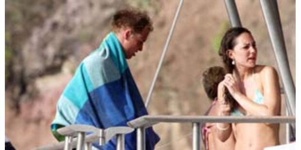 Verlobung von William und Kate rückt näher