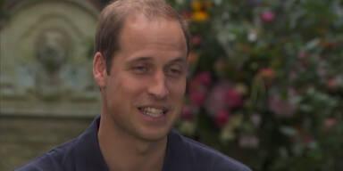 Prinz William als Held!