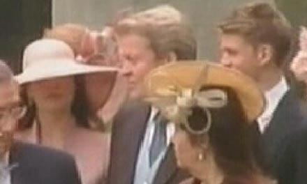 William und Kate Hochzeit: Der Earl of Spencer
