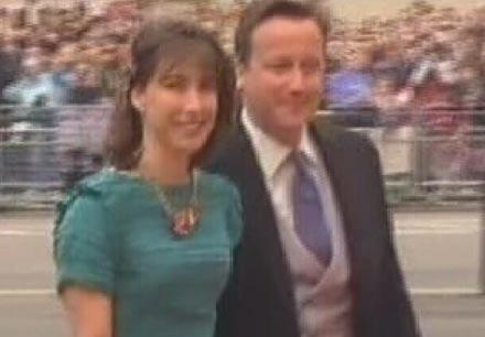 Kate und William Hochzeit: David Cameron