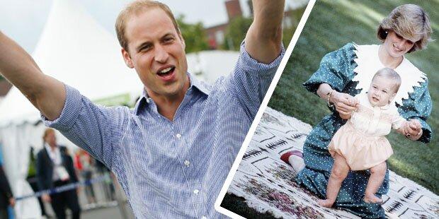 Happy Birthday, Prinz William!