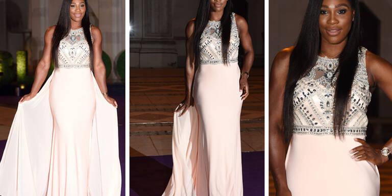 So schön ist  Tennis-Queen Serena Williams