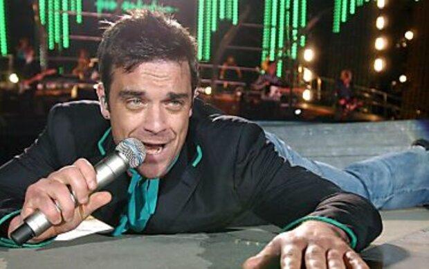 Robbie Williams' Comeback-Gig live im Cineplexx