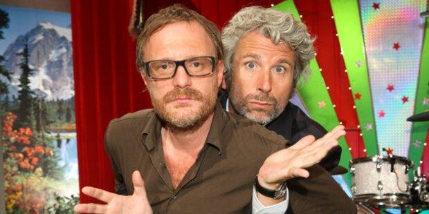 Stermann & Grissemann zeigen Top-Gags 2012