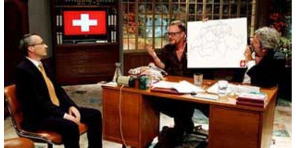 So machen sich Schweizer über Österreich lustig