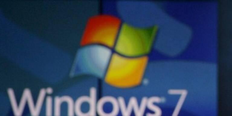 Windows 7 folgt auf Windows Vista