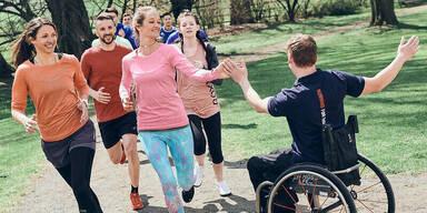World Run gegen Querschnittslähmung