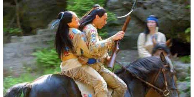 Winnetou&Co dürfen nicht mehr reiten