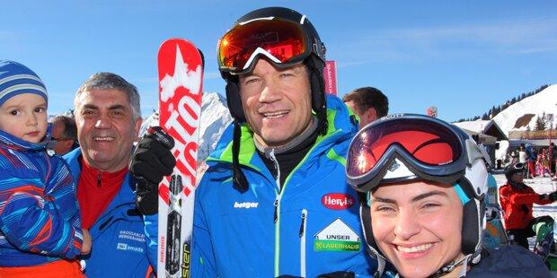 Assinger nach Skiunfall operiert
