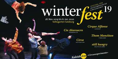 Winterfest Salzburg eröffnet