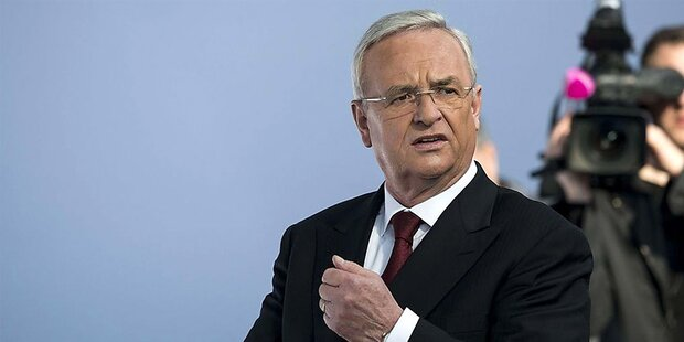Ex-VW-Chef Winterkorn in USA angeklagt