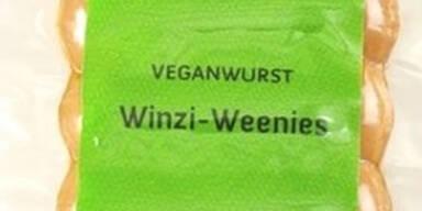 Vegane Würstel enthalten kein Fleisch - aber Metallteile