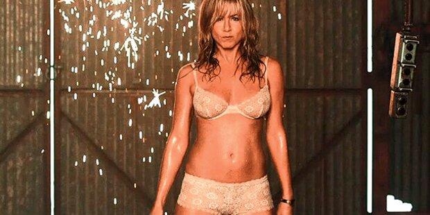 Jennifer Aniston als strippendes Bad Girl