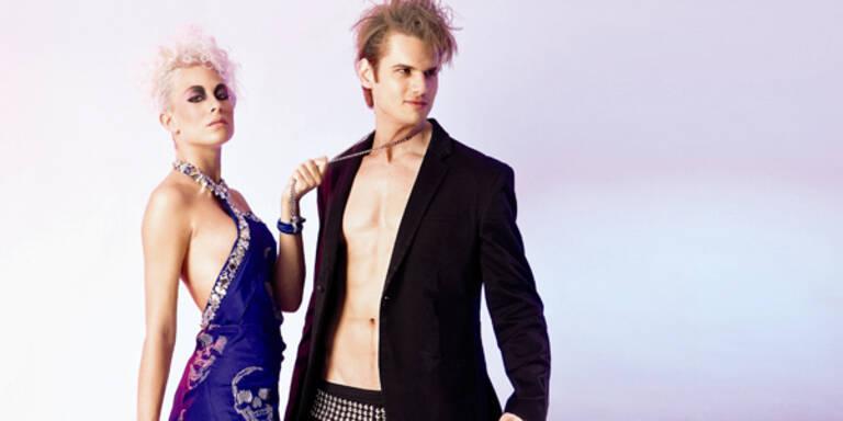 Wir sind Rockstars - MADONNA Models in Philipp Plein