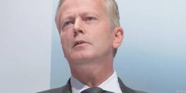 Wirtschaftsminister Mitterlehner ist zufrieden