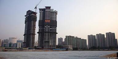 Wirtschaftswachstum in China einer der Faktoren