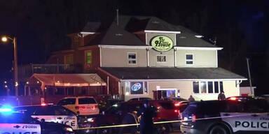 Drei Tote nach Schüssen in einer US-Bar